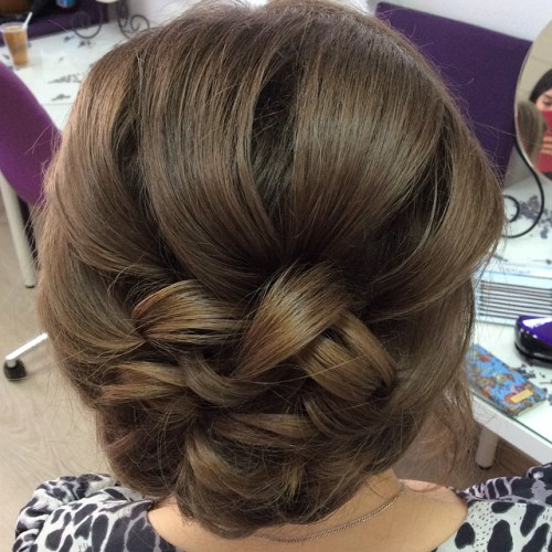 Wedding Hairstyles For Short Hair 45