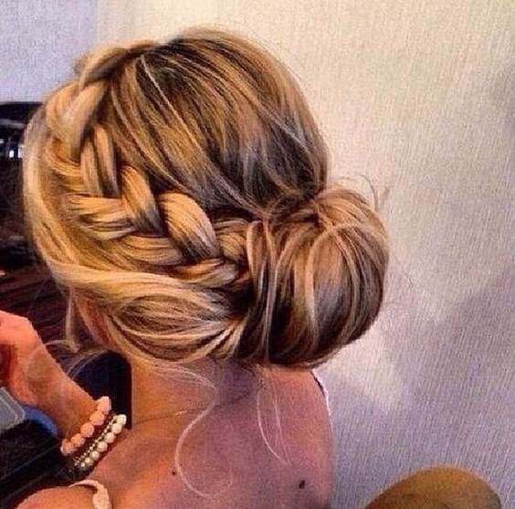Wedding Updo Hairstyles 14