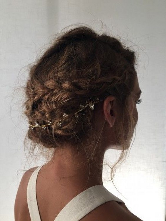 Wedding Updo Hairstyles 19