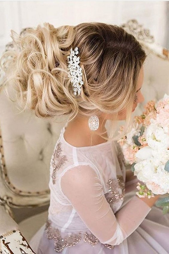 Wedding Updo Hairstyles 2