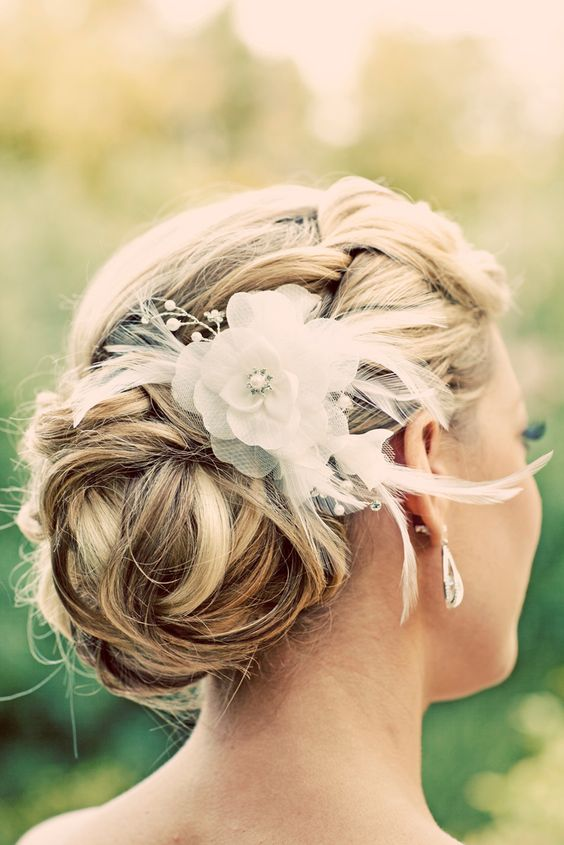 Wedding Updo Hairstyles 20