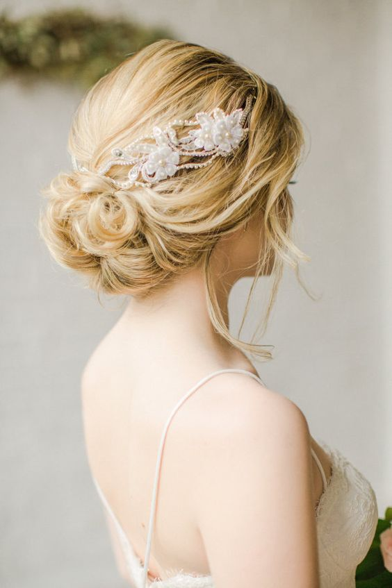 Wedding Updo Hairstyles 24