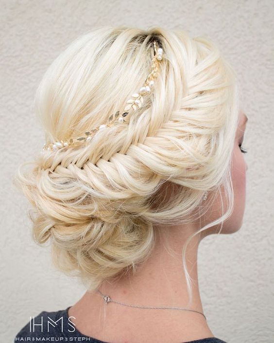 Wedding Updo Hairstyles 26