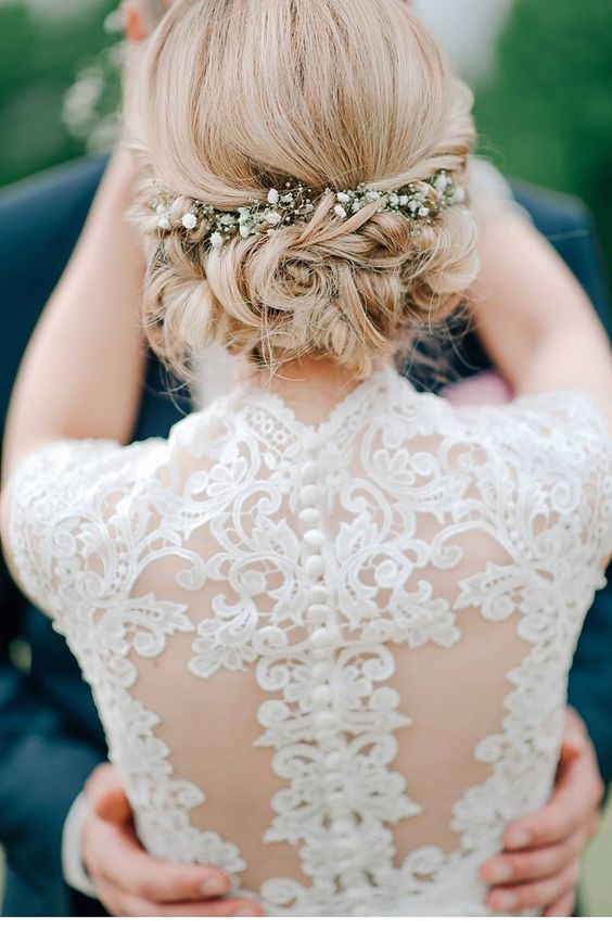 Wedding Updo Hairstyles 41