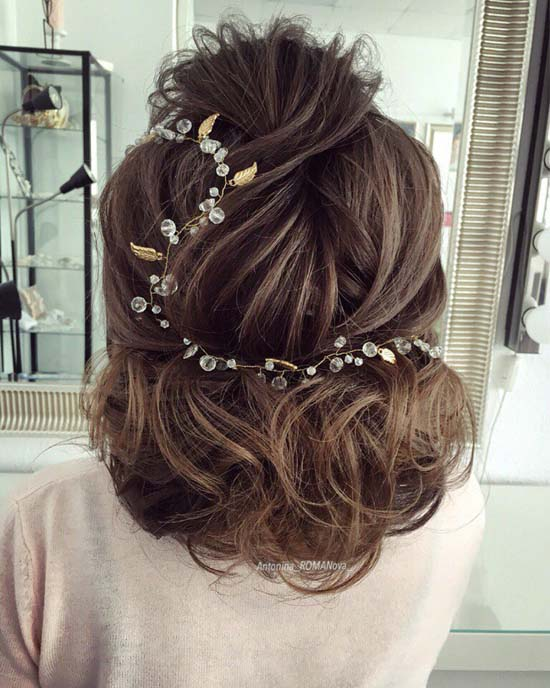 Wedding Updo Hairstyles 47