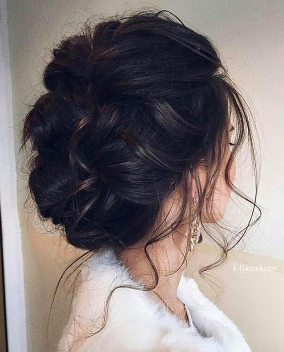 Wedding Updo Hairstyles 6