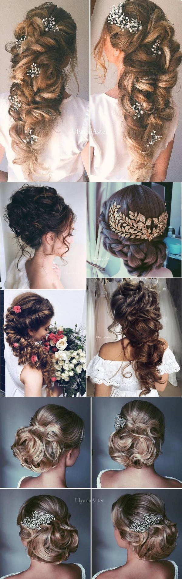 Wedding Updo Hairstyles For Long Hair 19