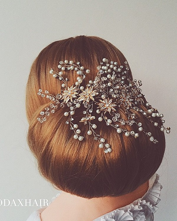 Wedding Updo Hairstyles For Long Hair 24
