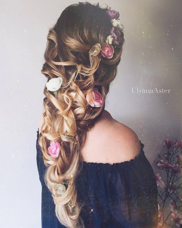 Wedding Updo Hairstyles For Long Hair 26