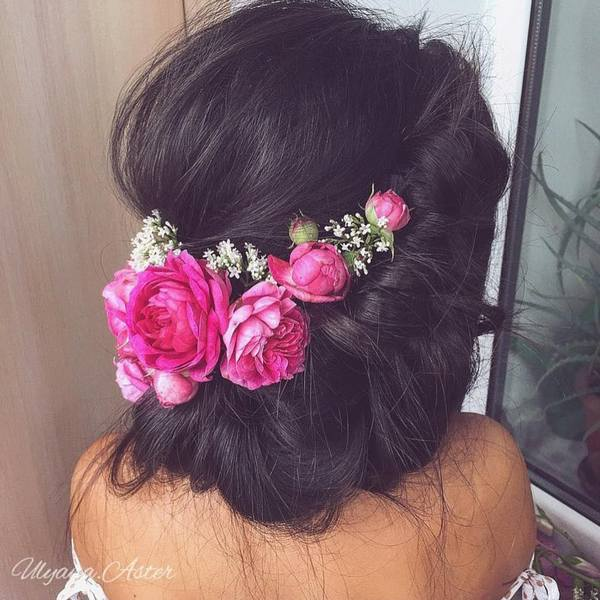 Wedding Updo Hairstyles For Long Hair 31