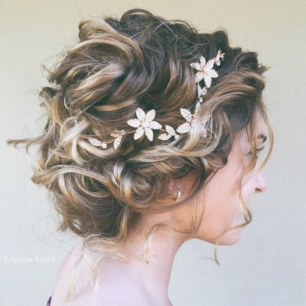 Wedding Updo Hairstyles For Long Hair 34