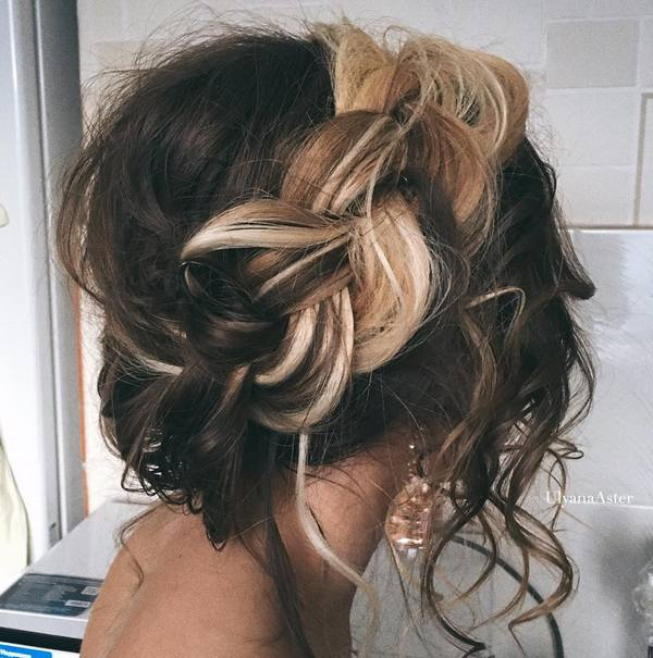 Wedding Updo Hairstyles For Long Hair 35