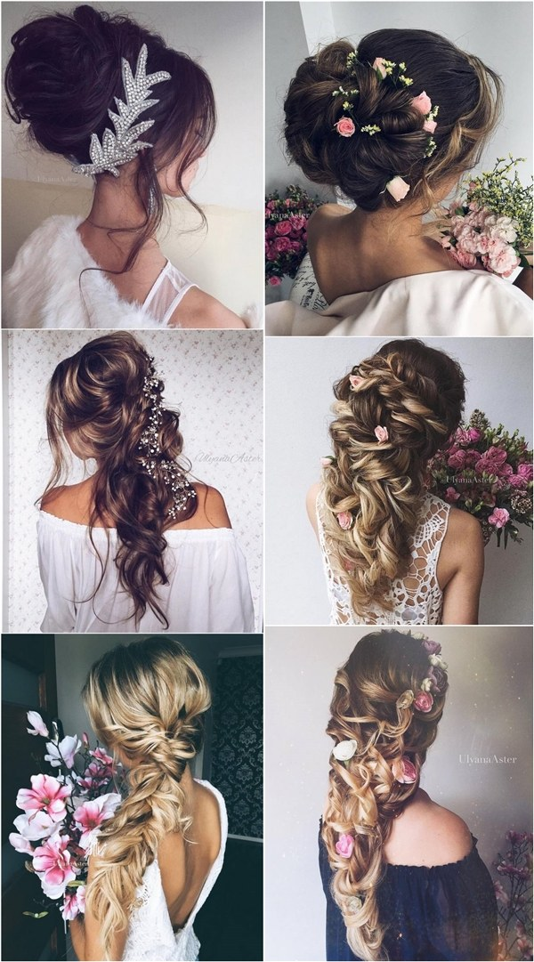 Wedding Updo Hairstyles For Long Hair 39