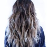 13 Shaggy Hairstyle With Blonde Balayage