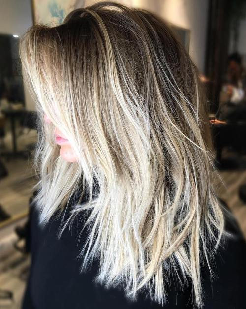 19 Blonde Balayage Shag For Long Hair Hairstyles Fashion