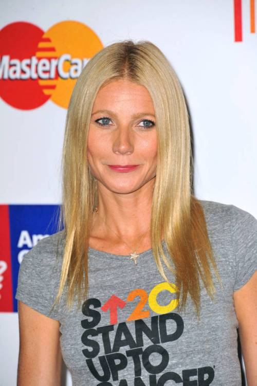 5 Pure Silk Of Blonde Tresses From Gwyneth Paltrow