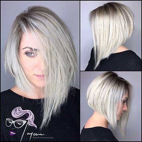 Asymmetrical Short Haircuts 2018 22 Hairstyles Fashion And Clothing