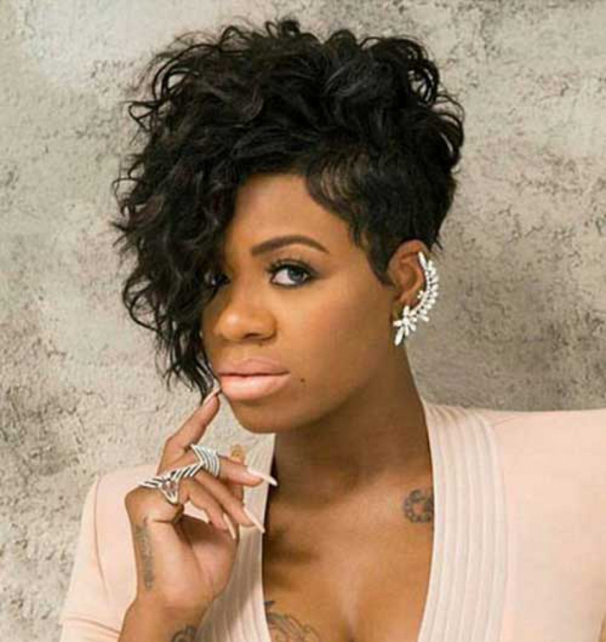 20 Short Curly Hairstyles For Black Women | Short Hairstyles 2016