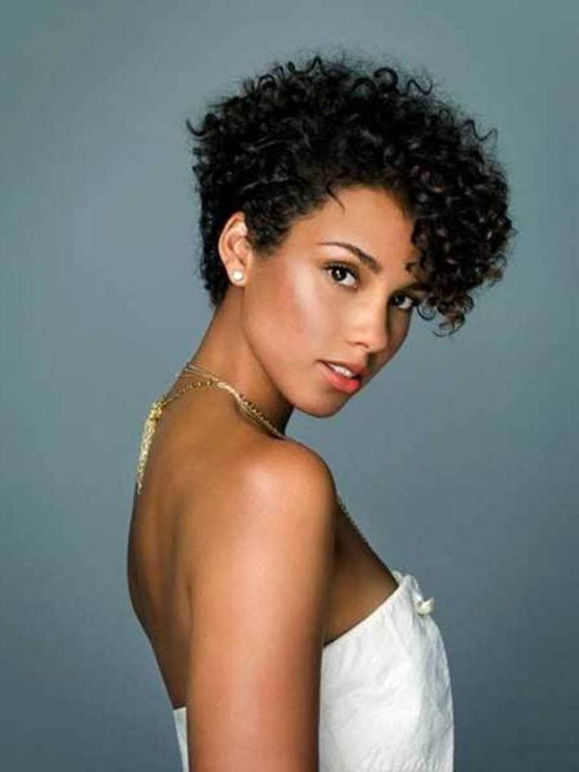 40 Black Short Curly Hairstyles Hairstyles Fashion And Clothing