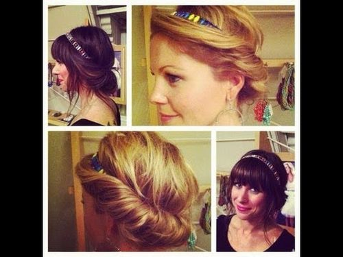 Casual Updos For Long Hair 12