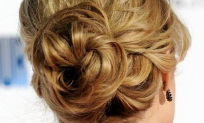 Casual Updos For Long Hair 26