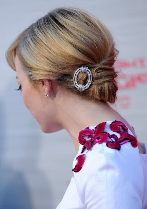 Casual Updos For Long Hair 28