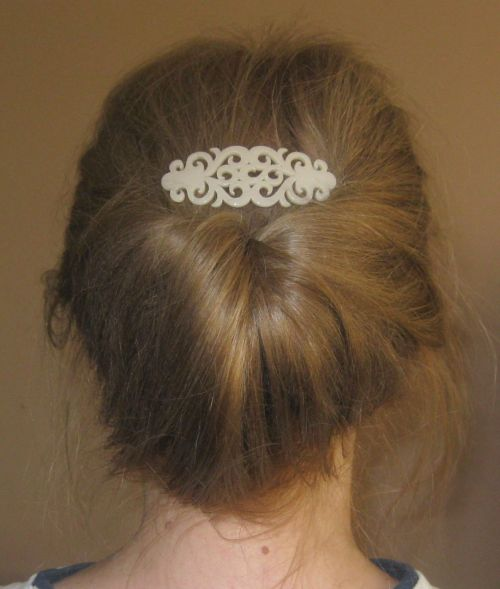 Casual Updos For Long Hair 32
