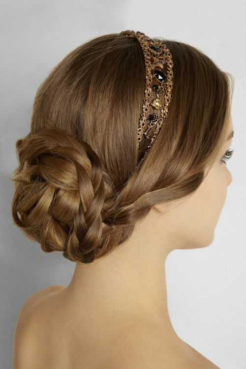 Casual Updos For Long Hair 7