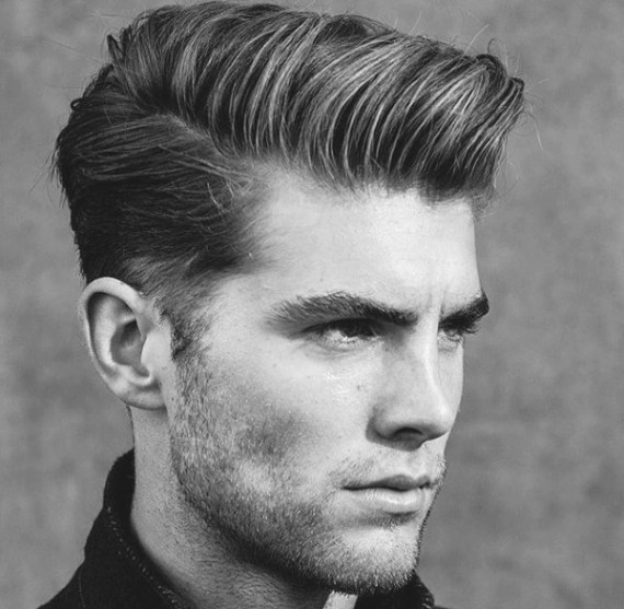Top Classic Mens Hairstyles For Thick Hair For Medium Hairstyle