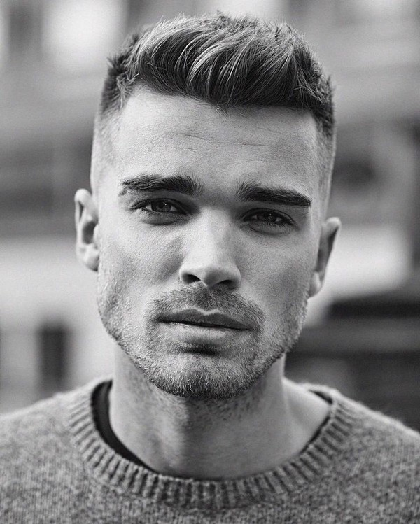 Classic Mens Hairstyles 22 - Hairstyles Fashion and Clothing