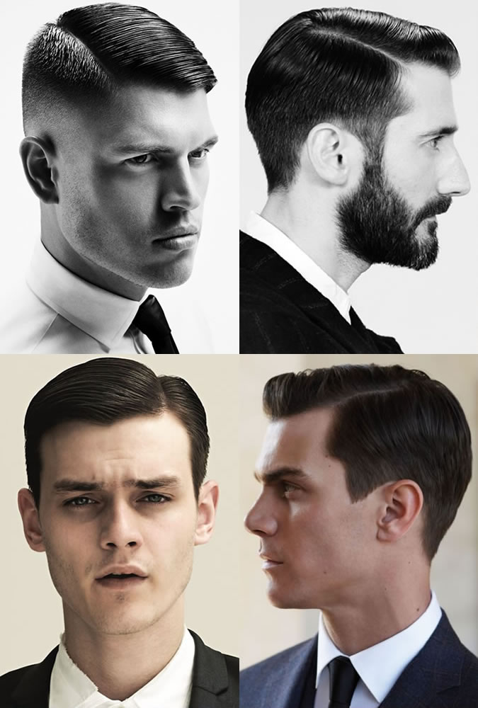 Classic Mens Hairstyles 7