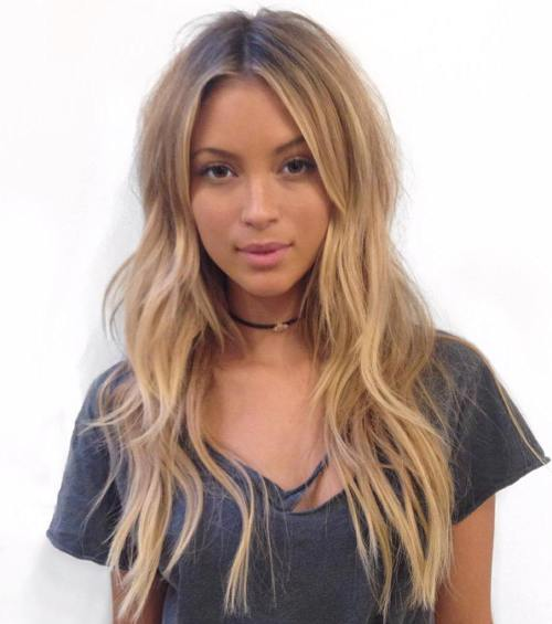 Hairstyles For Long Hair 2018 25