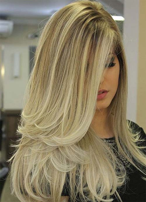 Hairstyles For Long Hair 2018 34
