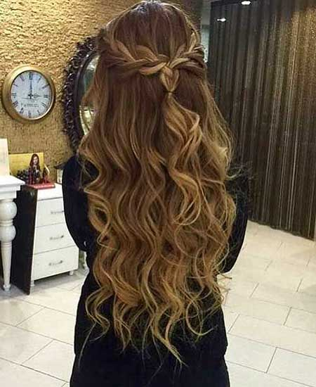 Hairstyles For Long Hair 2018 4