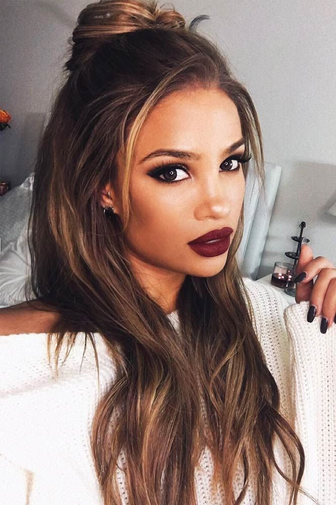 Hairstyles For Long Hair 2018 7