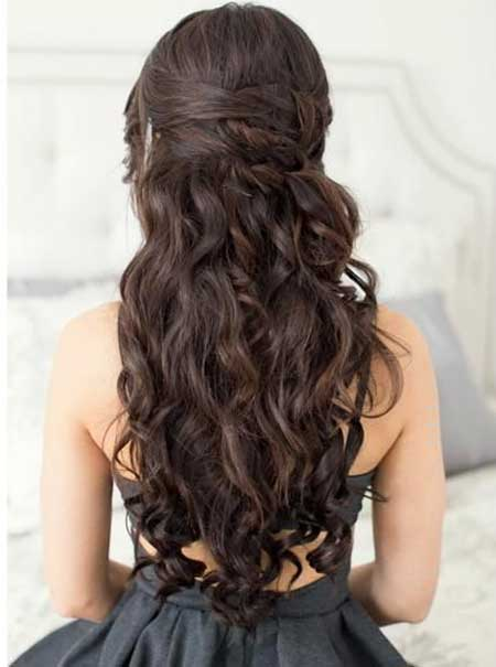 Hairstyles For Long Hair 2018 9