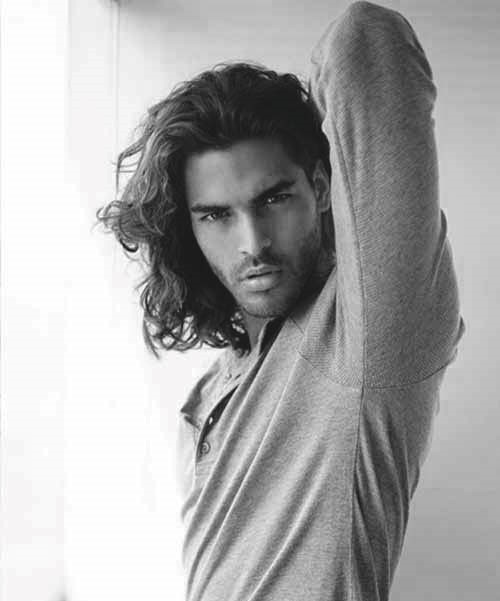 Hairstyles For Long Hair Men 11