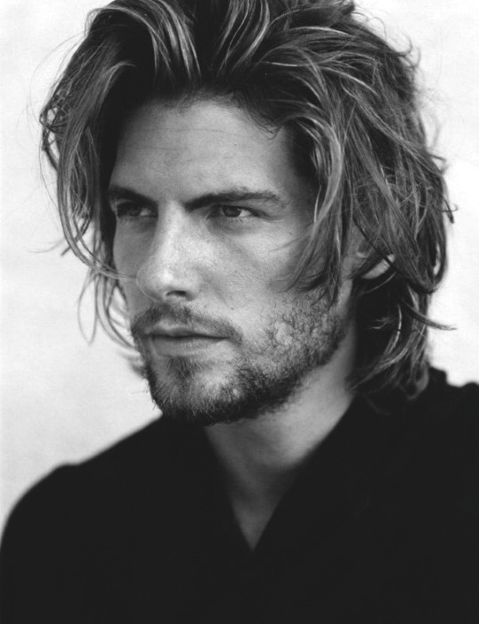 Hairstyles For Long Hair Men 30