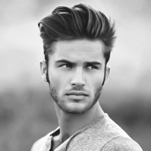 Hairstyles For Long Hair Men 5