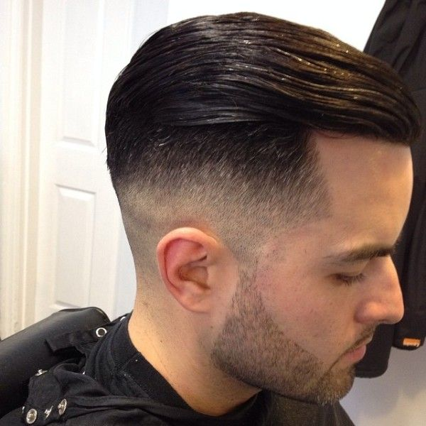New Trend High Fade Haircut Styles - Hairstyles Fashion and