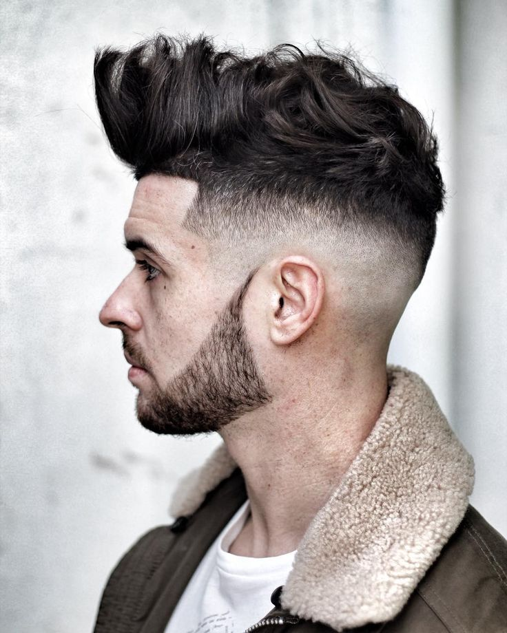 New Trend High Fade Haircut Styles - Hairstyles Fashion and Clothing