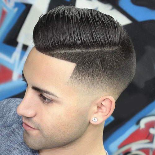 Comb Over Fade Line Up