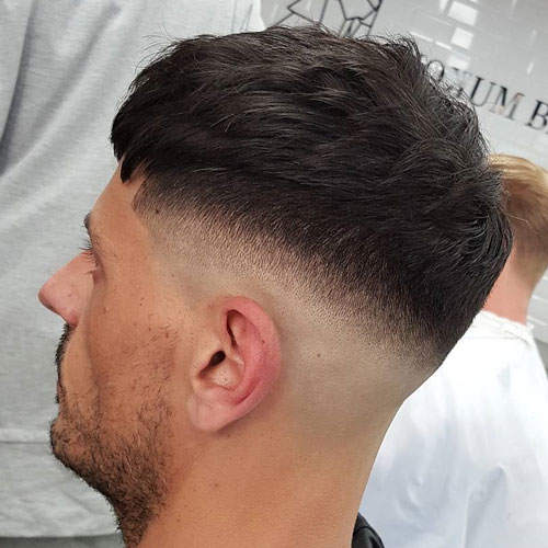 High Bald Fade French