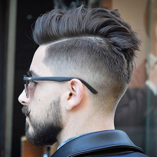 How To Ask For A Taper Fade