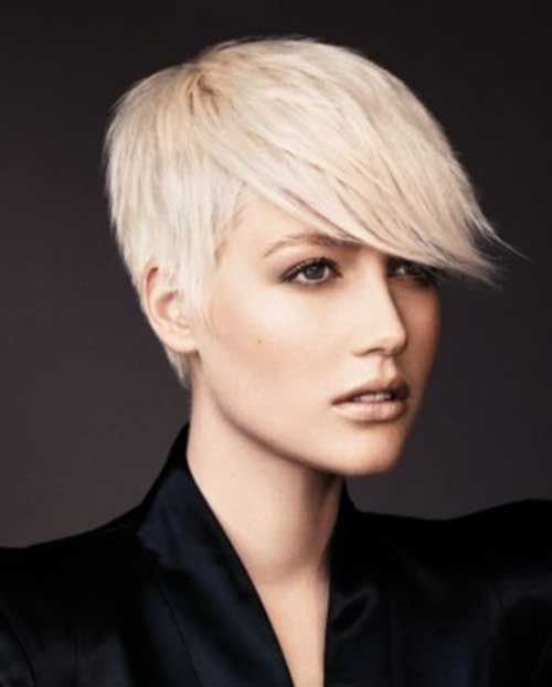 Images For Straight Blonde Pixie