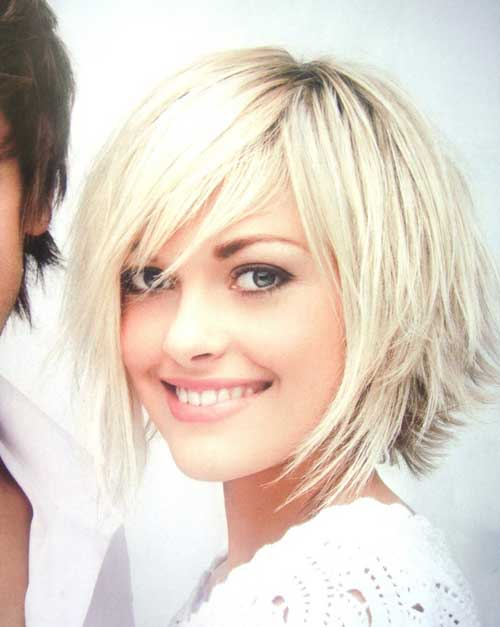 Short Haircuts For Girls 33