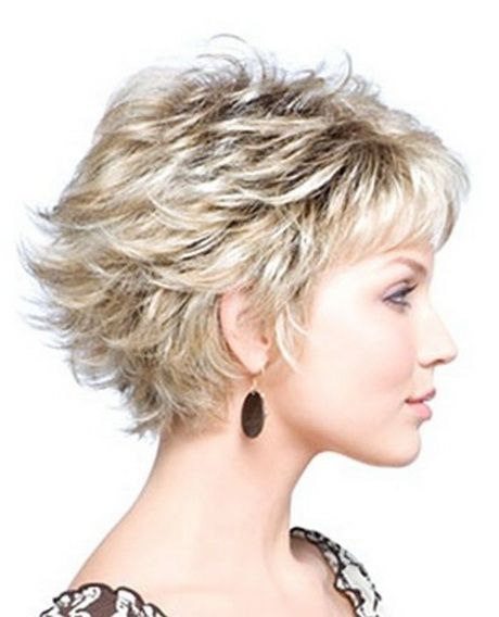 Short Hairstyles With Layers 10