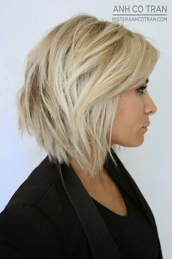 Short Hairstyles With Layers 11