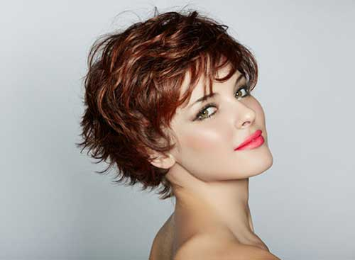 Short Hairstyles With Layers 12