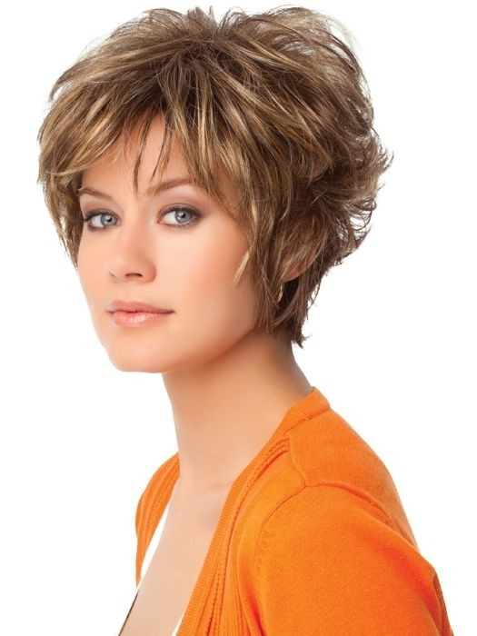Short Hairstyles With Layers 13